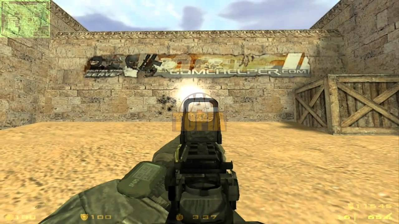 لعبة Counter Strike