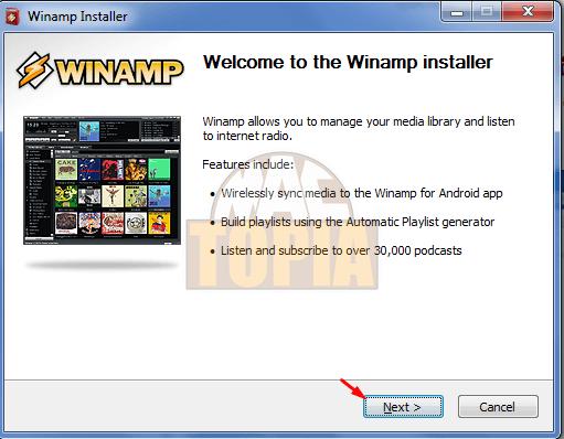 تحميل برنامج وين امب الإصدار الجديد