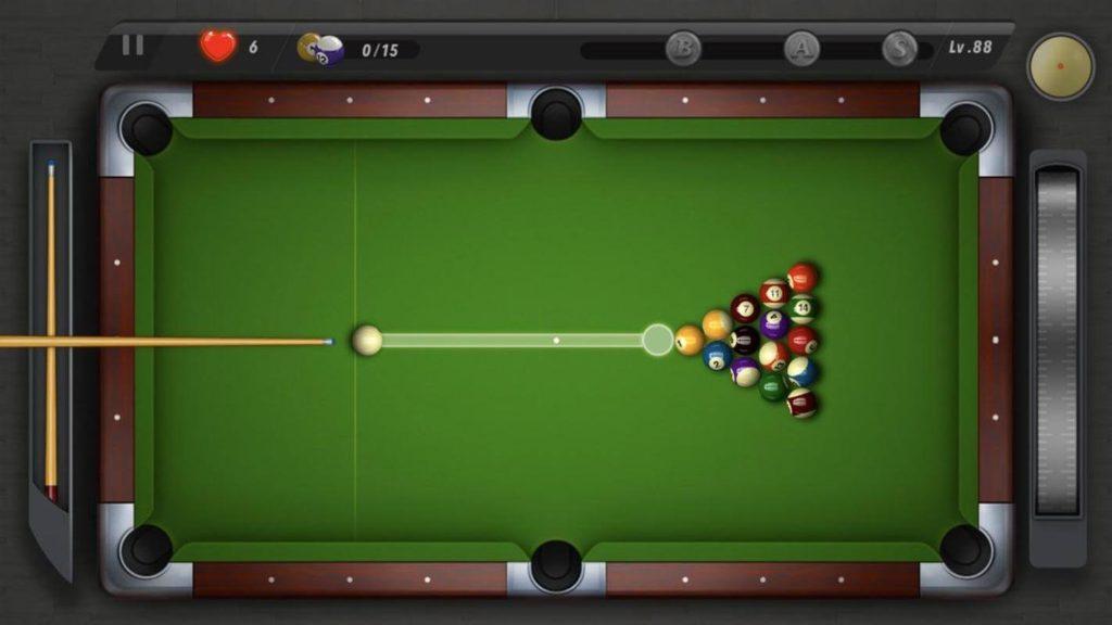 لعبة Billiards City الإصدار الجديد