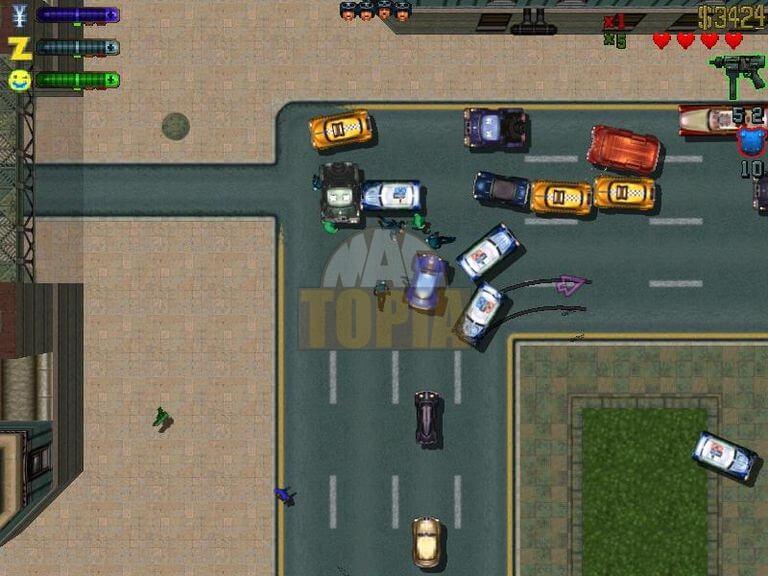 لعبة GTA 2 لكل المنصات