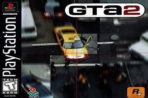 لعبة GTA 2 القديمة
