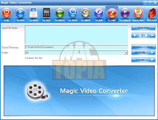 تحميل Magic Video Converter